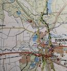 POJEZIERZE DRAWSKIE cz.ZACH mapa turystyczna 1:50 000 STUDIO PLAN 2020 (2)
