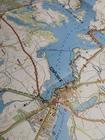 POJEZIERZE DRAWSKIE cz.ZACH mapa turystyczna 1:50 000 STUDIO PLAN 2020 (4)