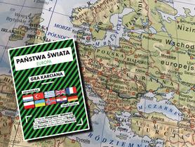 EUROPA GRA KARCIANA ŚWIAT W KARTACH