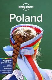 POLSKA POLAND przewodnik LONELY PLANET 2020