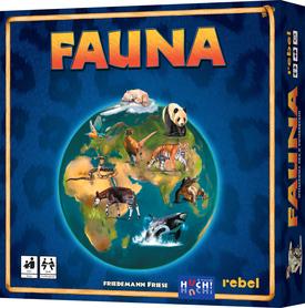 FAUNA gra edukacyjna II edycja REBEL