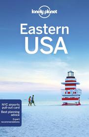 USA EASTERN 5 przewodnik LONELY PLANET 2020