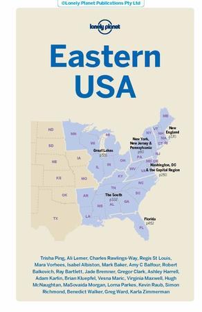 USA EASTERN 5 przewodnik LONELY PLANET 2020 (2)