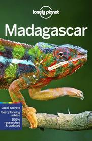 MADAGASKAR w.9 przewodnik LONELY PLANET 2020