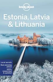 ESTONIA ŁOTWA I LITWA 8 przewodnik LONELY PLANET 2020