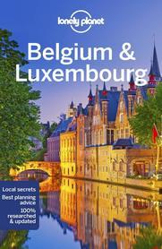 BELGIA I LUKSEMBURG 7 przewodnik LONELY PLANET 2019