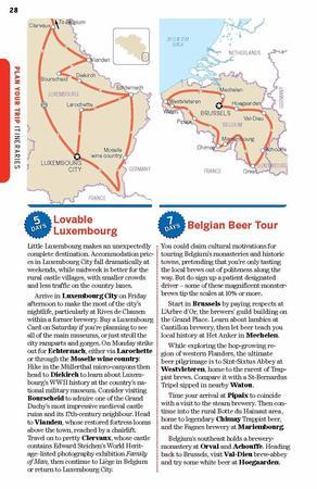 BELGIA I LUKSEMBURG 7 przewodnik LONELY PLANET 2019 (7)