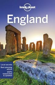 ANGLIA ENGLAND 10 przewodnik LONELY PLANET 2019