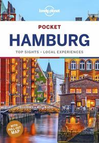 HAMBURG przewodnik POCKET LONELY PLANET 2019