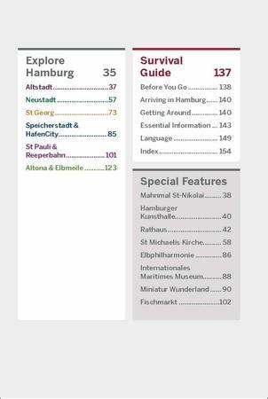 HAMBURG przewodnik POCKET LONELY PLANET 2019 (3)