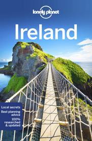IRLANDIA 14 przewodnik LONELY PLANET 2020