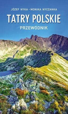 TATRY POLSKIE przewodnik turystyczny J.Nyka TRAWERS 2020 (1)