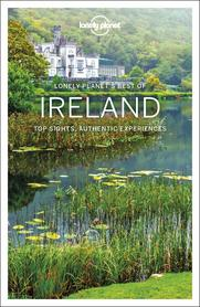 IRLANDIA NEST OF 3 przewodnik LONELY PLANET 2020