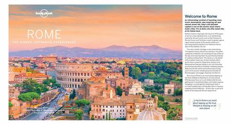 RZYM BEST OF 4 przewodnik turystyczny LONELY PLANET 2019 (5)