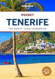TENERYFA 2 przewodnik POCKET LONELY PLANET 2020