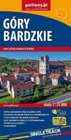 GÓRY BARDZKIE mapa turystyczna 1:25 000 STUDIO PLAN 2020/2021