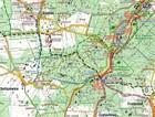 JURA KRAKOWSKO-CZĘSTOCHOWSKA mapa laminowana 1:50 000 COMPASS 2020 (4)
