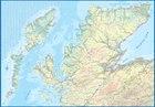SZKOCJA PÓŁNOC I WYSPY mapa 1:300 000 ITMB 2020 (2)