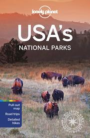 PARKI NARODOWE USA 3 przewodnik LONELY PLANET 2021