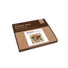 MAPA KORKOWA ŚWIAT - WOODY PUZZLE WORLD MAP WHITE XL 60 x 90 cm (3)