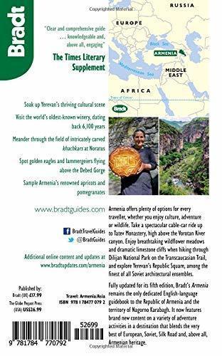 ARMENIA I GÓRSKI KARABACH 5 przewodnik turystyczny BRADT 2018 (2)