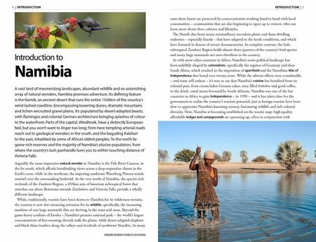 NAMIBIA 2 przewodnik ROUGH GUIDES 2020 (4)
