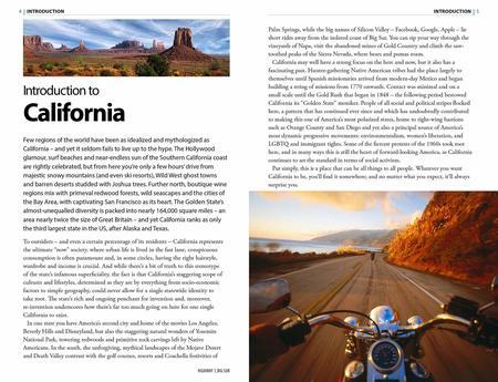 KALIFORNIA 13 przewodnik ROUGH GUIDES 2020 (3)