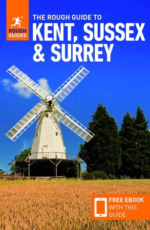 KENT SUSSEX I SURREY przewodnik ROUGH GUIDE 2020 (1)