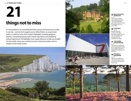 KENT SUSSEX I SURREY przewodnik ROUGH GUIDE 2020 (2)