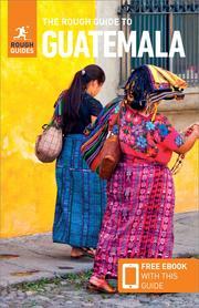 GWATEMALA 7 przewodnik ROUGH GUIDE 2019