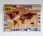 MAPA KORKOWA ŚWIAT Miss Wood Woody Map XXL 120 x 90 cm (9)
