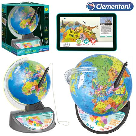INTERAKTYWNY GLOBUS Clementoni (3)