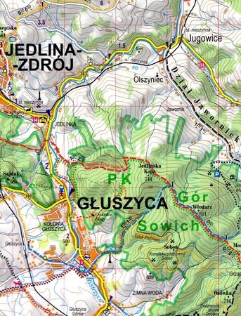 SUDETY ŚRODKOWE laminowana mapa turystyczna EXPRESSMAP 2020 (3)