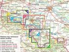 SUDETY ŚRODKOWE laminowana mapa turystyczna EXPRESSMAP 2020 (2)