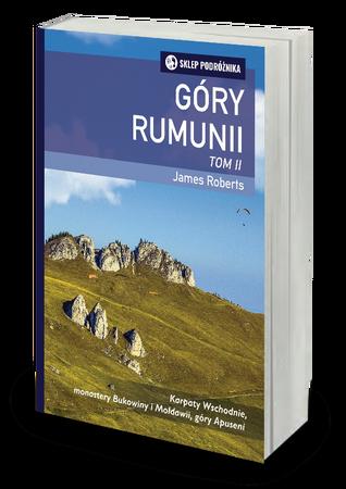 GÓRY RUMUNII tom 2 KARPATY WSCHODNIE Sklep Podróżnika (1)