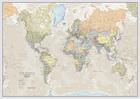 ŚWIAT 1:20M HUGE mapa ścienna MAPS INTERNATIONAL (1)