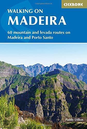 WALKING ON MADEIRA MADERA przewodnik CICERONE  (1)