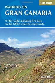 Walking on Gran Canaria przewodnik CICERONE 2020