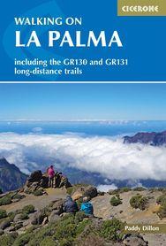 Walking on La Palma przewodnik CICERONE 2019