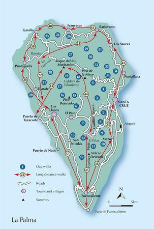 Walking on La Palma przewodnik CICERONE 2019 (3)