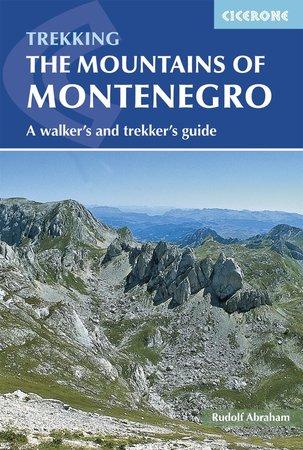 The Mountains of Montenegro przewodnik CICERONE 2019 (1)