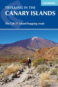 Trekking in the Canary Islands przewodnik CICERONE 2020