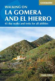 Walking on La Gomera and El Hierro przewodnik CICERONE 2020