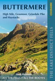 Walking the Lake District Fells - Buttermere przewodnik CICERONE 2020