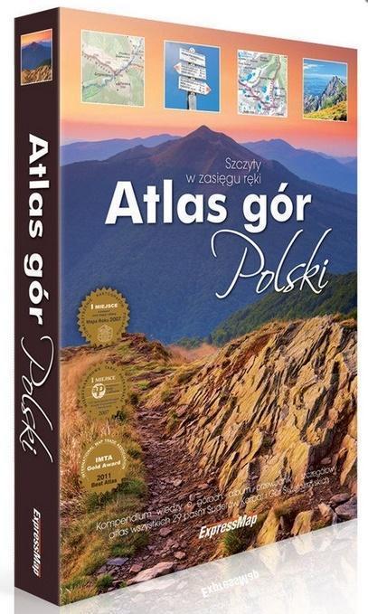 ATLAS GÓR POLSKI - wydanie 2020 EXPRESSMAP (1)