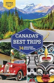 KANADA Canada's Best Trips przewodnik LONELY PLANET 2020