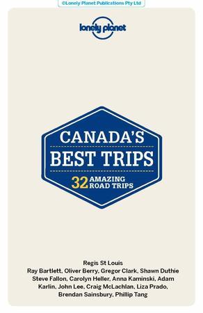 KANADA Canada's Best Trips przewodnik LONELY PLANET 2020 (2)