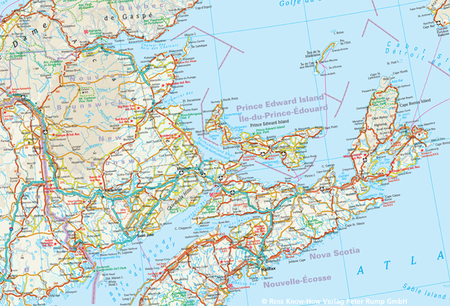 BORNEO mapa 1:1 200 000 REISE KNOW HOW 2020 (3)