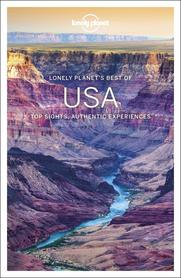 USA Best Of przewodnik LONELY PLANET 2020