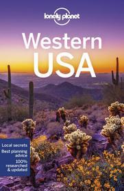USA WESTERN 5 przewodnik LONELY PLANET 2020